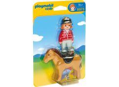 Playmobil 6973 Jezdkyně s koněm