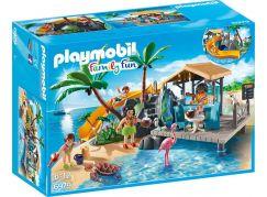 Playmobil 6979 Karibský ostrov s plážovým barem