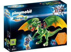 Playmobil 9001 Drak ze Země rytířů s Alexem