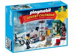 Playmobil 9007 Adventní kalendář Policejní zásah v klenotnictví