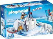 Playmobil 9056 Polárníci s ledními medvědy