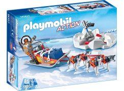 Playmobil 9057 Saně se psy