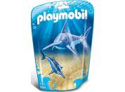 Playmobil 9068 Mečoun s mládětem