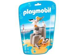 Playmobil 9070 Rodina pelikánů