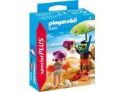 Playmobil 9085 Děti a hrad z písku