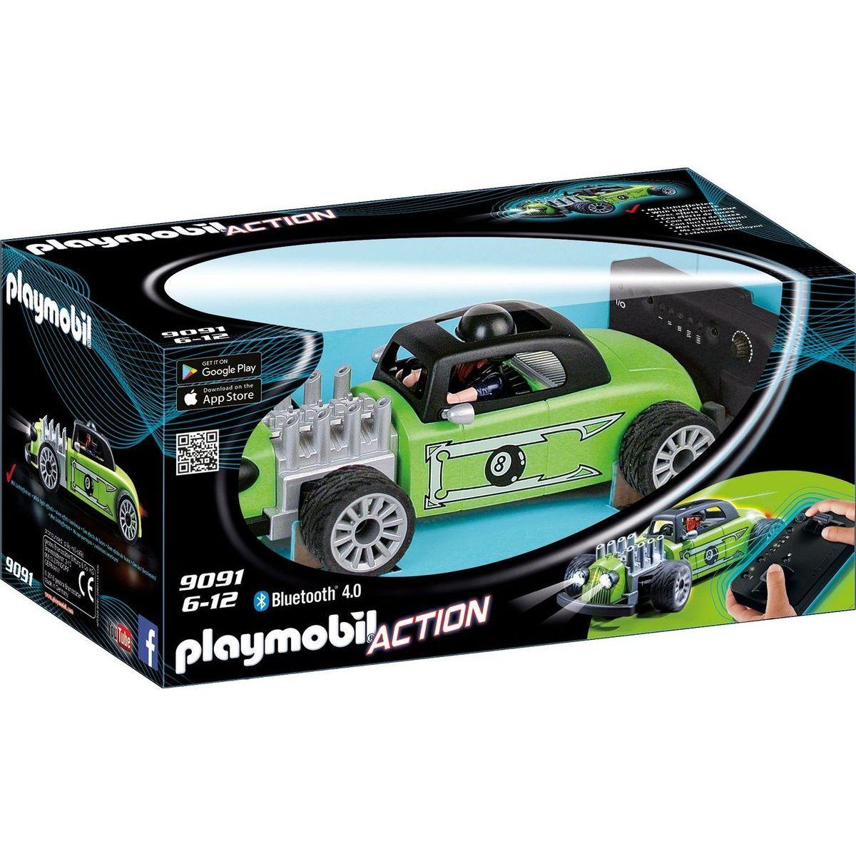 Playmobil 9091 RC-Rock and Roll-Racer - Poškozený obal