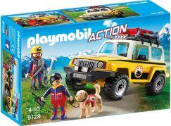 Playmobil 9128 Zásahové vozidlo horských záchranářů