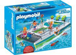 Playmobil 9233 Loď se skleněným dnem a podvodním motorem