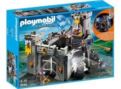 Playmobil 9240 Pevnost Lvích rytířů s UV baterkou