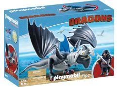 Playmobil 9248 Drago s obrněným drakem