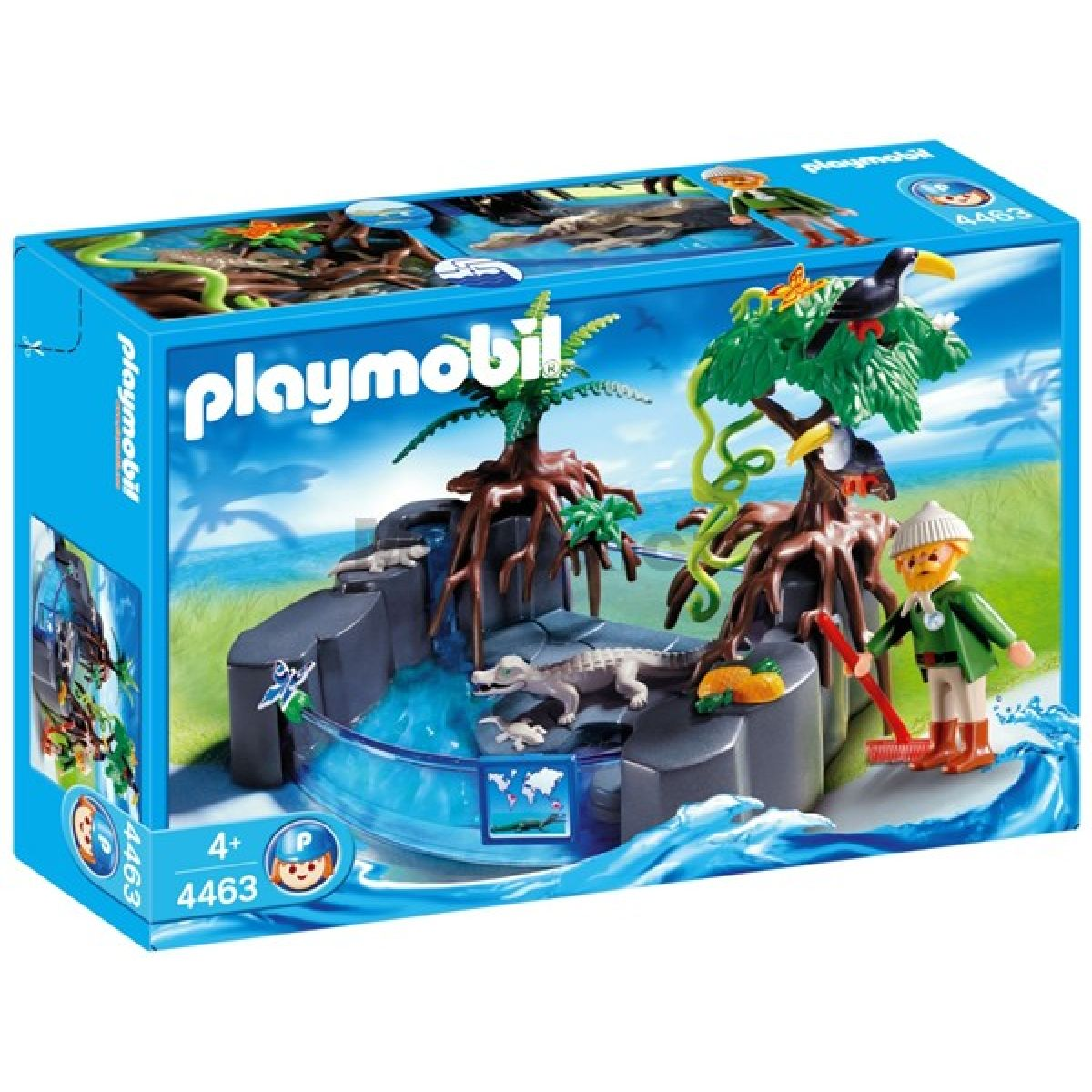 Playmobil Krokodýli