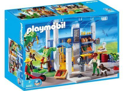 Playmobil Ošetřovatelská stanice