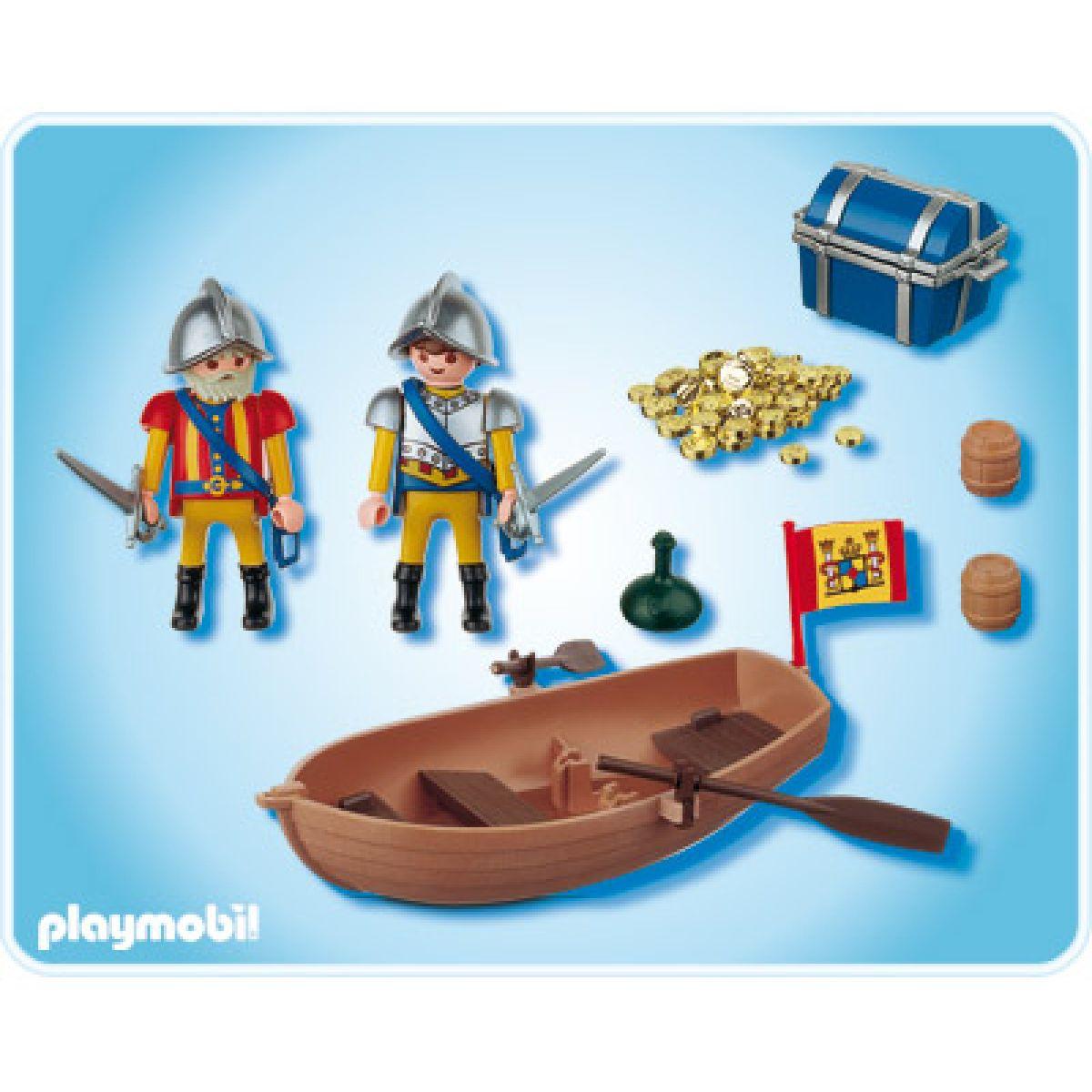 Playmobil Převoz pokladu #2
