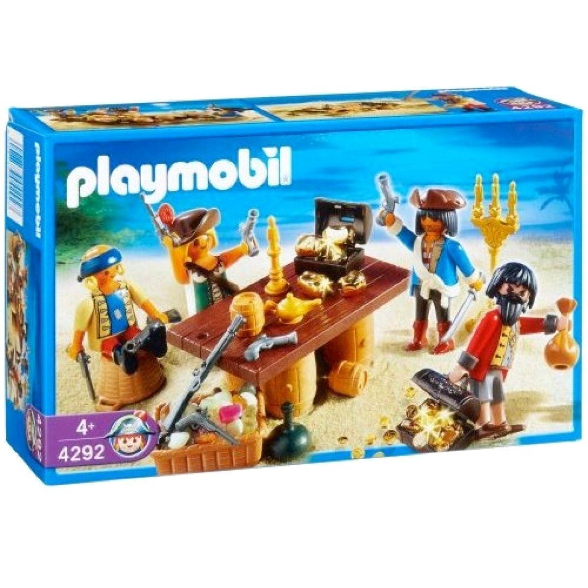 Playmobil Pirátská banda