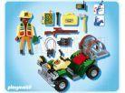Playmobil Průzkumná čtyřkolka 2