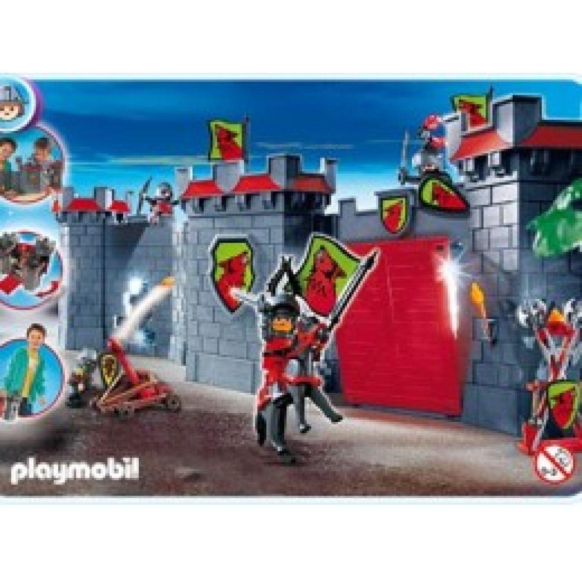 Playmobil Rytířský hrad