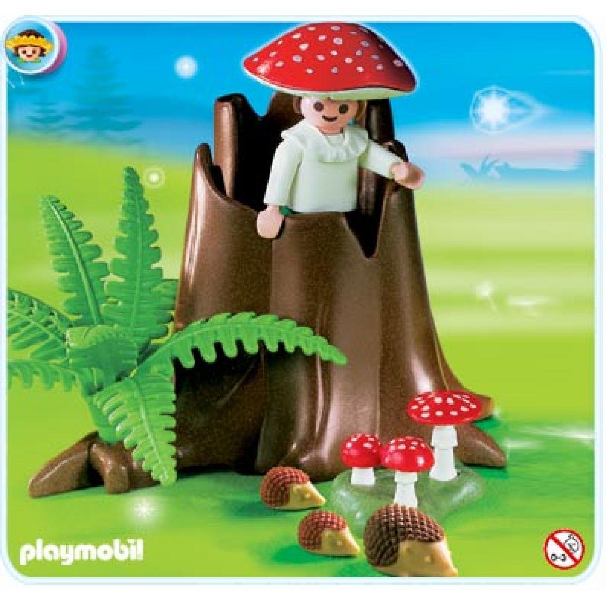 Playmobil Skřítek Houbička