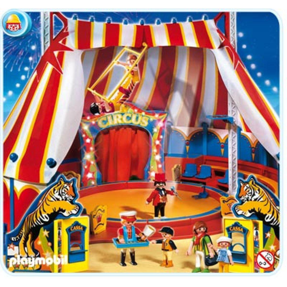 Playmobil Velký cirkus