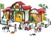 PLAYMOBIL® 6926 Velká koňská farma - Poškozený obal
