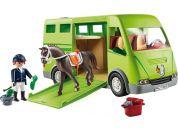 PLAYMOBIL® 6928 Kamión pro přepravu koní