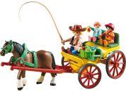 PLAYMOBIL® 6932 Koňský kočár