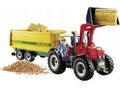 PLAYMOBIL® 70131 Velký traktor s přívěsem