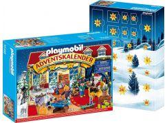 PLAYMOBIL® 70188 Adventní kalendář Vánoce v hračkářství