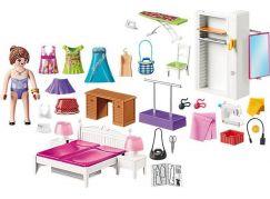 PLAYMOBIL® 70208 Ložnice s šicím strojem