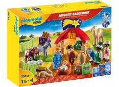 PLAYMOBIL® 70259 Adventní kalendář 1.2.3 Jesličky