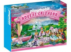 PLAYMOBIL® 70323 Adventní kalendář Královský piknik v parku