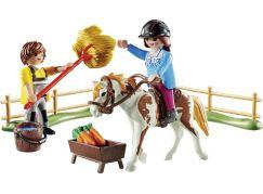 PLAYMOBIL® 70505 Starter Pack Koňská stáj doplňkový set