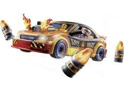 PLAYMOBIL® 70551 Kaskadérská show Crashcar