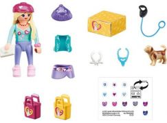 PLAYMOBIL® 70595 Fashion Girl s pejskem
