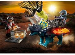 PLAYMOBIL® 70627 Triceratops: Spor o legendární kameny