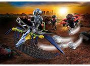 PLAYMOBIL® 70628 Pteranodon: Útok ze vzduchu