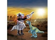 PLAYMOBIL® 70693 DuoPack Hon na Velociraptora