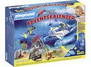 PLAYMOBIL® 70776 Adventní kalendář Nasazení policejních potápěčů