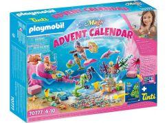 PLAYMOBIL® 70777 Adventní kalendář Mořské panny