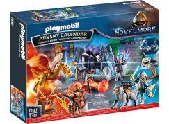 PLAYMOBIL® 70778 Adventní kalendář Novelmore Dariova dílna