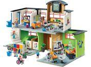 PLAYMOBIL® 9453 Zařízená školní budova - Poškozený obal