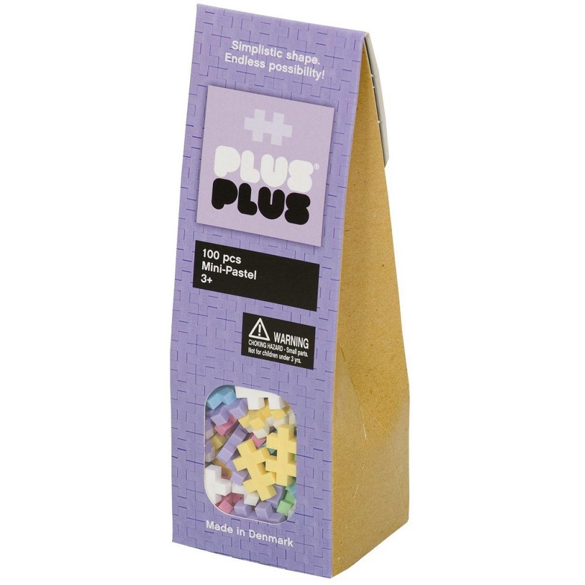 Plus Plus Mini Pastel 100