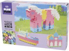 Plus Plus Mini Pastel 480 3v1