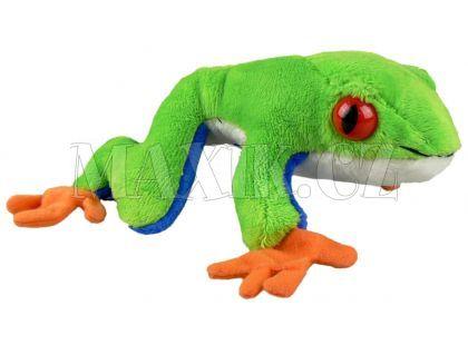 Plyšová žába 18cm