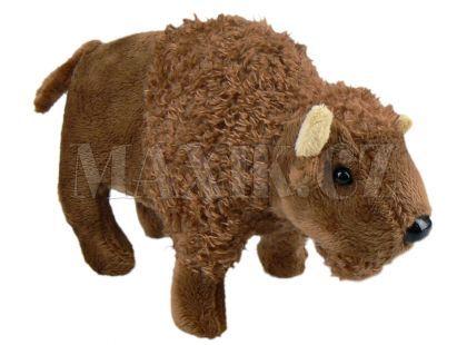Plyšový bizon 13cm