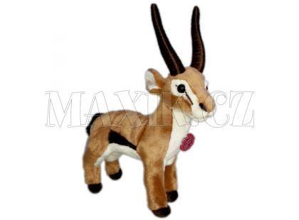 Plyšová gazela 30cm