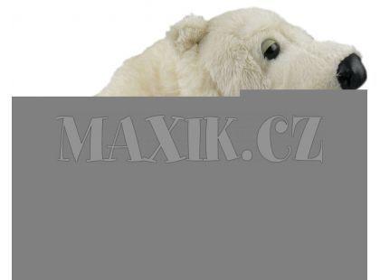 Plyšový lední medvěd 23cm