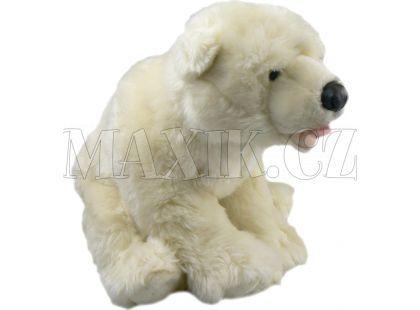 Plyšový Lední medvěd 30cm