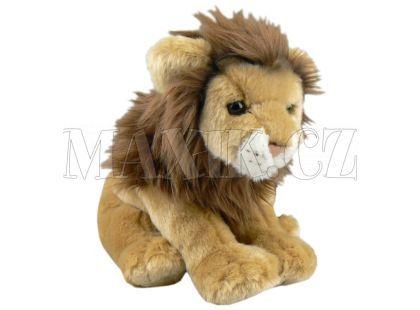 Plyšový lev 23cm