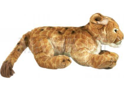 Plyšový lev mládě 40cm
