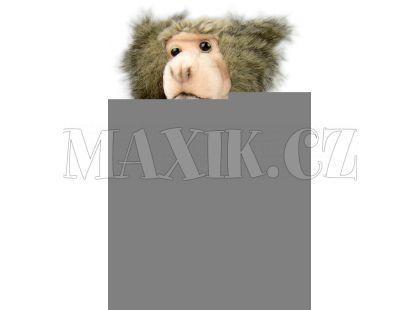 Plyšový makak 20cm